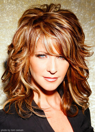 Haircuts  Fine Hair on Layered Hairstyles For Long Hair With Side Bangs1301486463 Jpg
