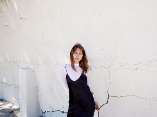 Le Fashion Blog Black Slip Dress White Layered Shirt Via Always Judging