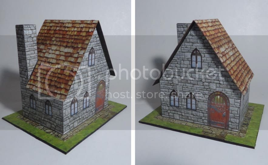 photo medieval.house.papercraft.by.papermau.001_zps5mcu9iae.jpg