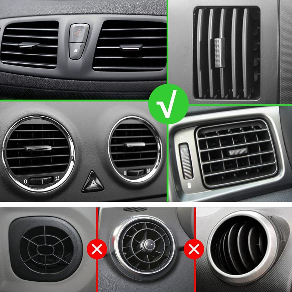 Veckle Car Mount vents that work