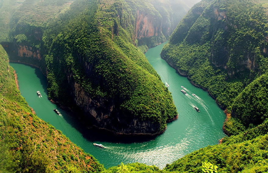 نهر اليانجتسي
