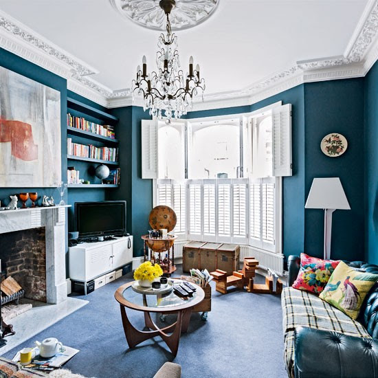 An Eclectic Victorian Flat In North London