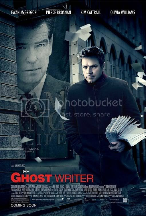 The Ghost Writer O Escritor Fantasma