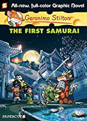 The First Samurai by Geronimo Stilton