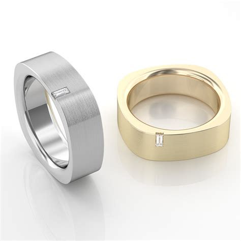 mens wedding bands    jewellery