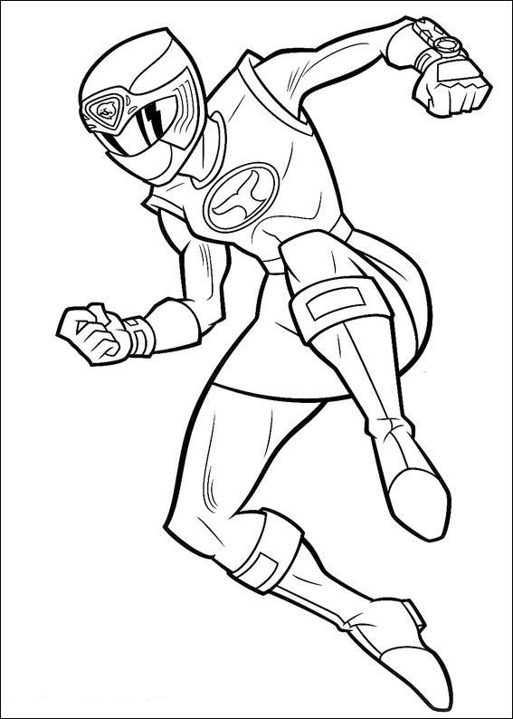 Index Of Coloriagesheros Tvpower Ranger
