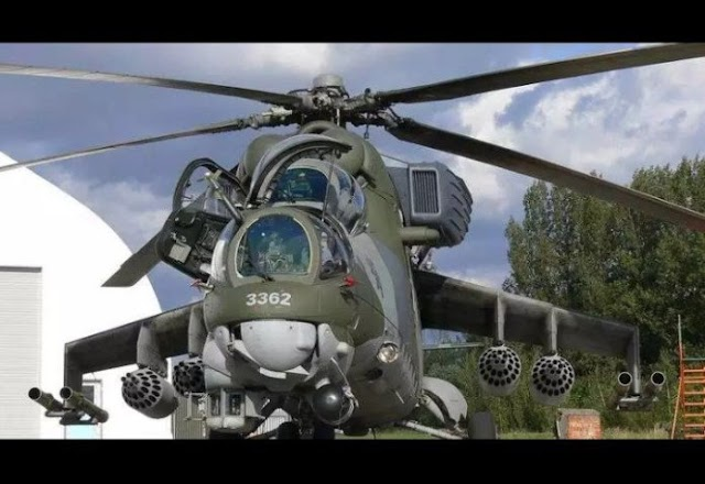 Russia To Supply 12 Attack Helicopters To Nigeria After A Military Deal