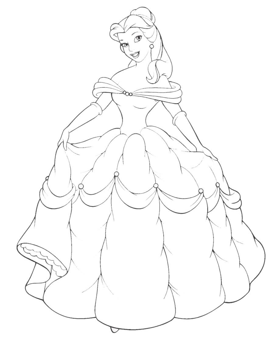 Kumpulan Sketsa Desain Baju Barbie