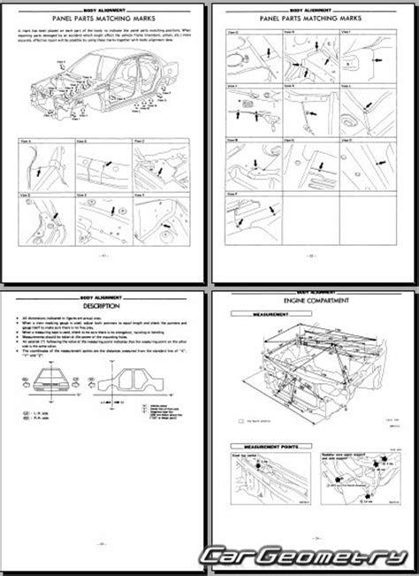 Nissan Primera P11 Service Manual Download - gettguys