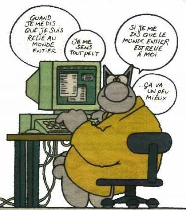 Joyeux Anniversaire Humour Le Chat Anniversaire