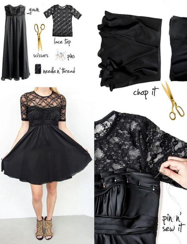 DIY Fashion: Drees by ASENAT