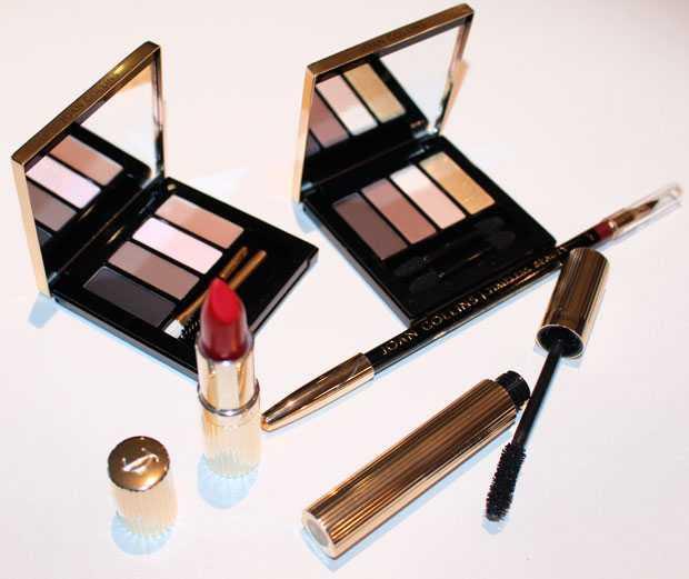 Jean Collins makeup