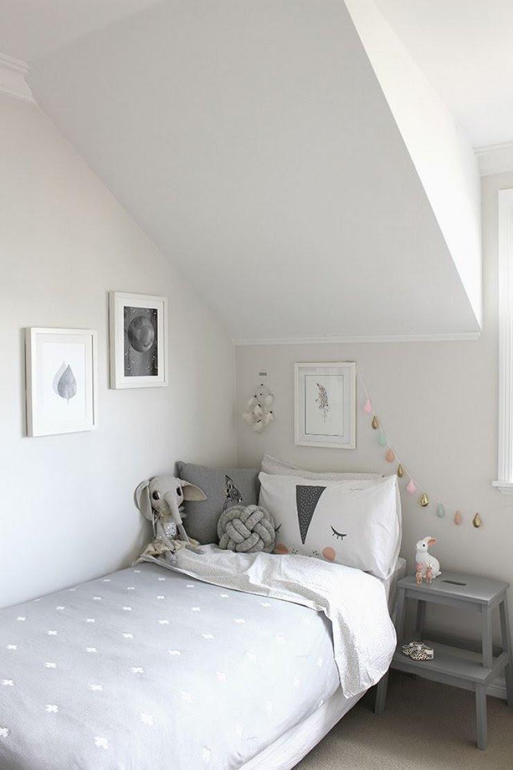 GREY KID'S ROOMS   Mommo Design