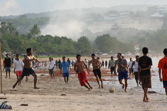 Beach Soccer (Jimbaran)