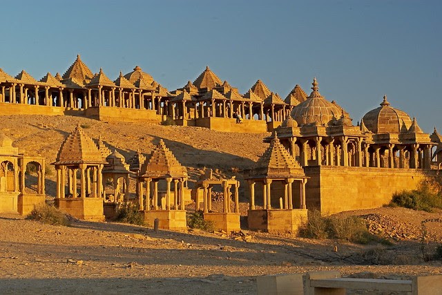 attractions in Jaisalmer