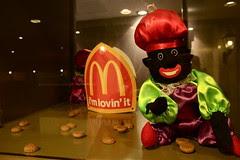 Black Pete is lovin' it