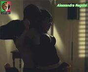 Alessandra Negrini sensual em vários trabalhos