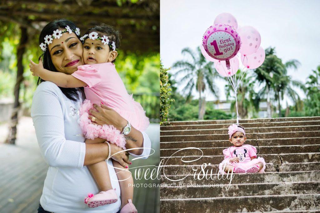 Baby Reeva Turns 1 Sweetcr8ivity
