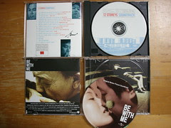 Eric Khoo's Autograph on 12 Storeys, and Be with Me Soundtrack