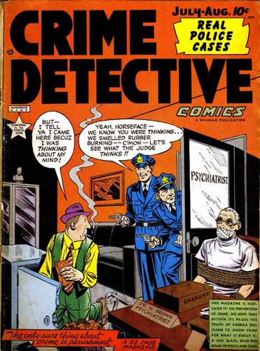 crime detective 9 (hillman 1949)