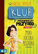 Okładka książki Klub Poszukiwaczy Przygód