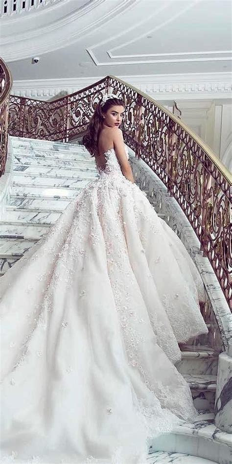 21 Princess Wedding Dresses For Fairy Tale Celebration