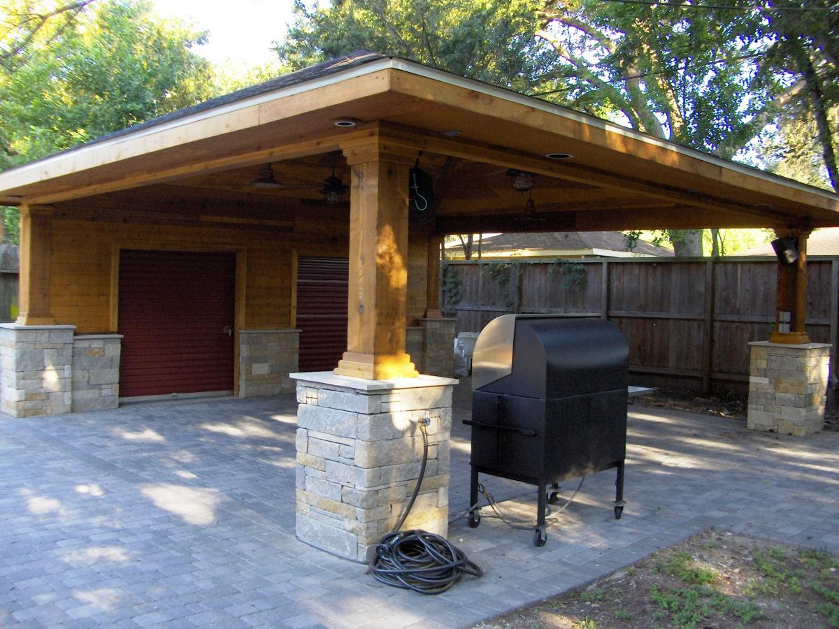 Carports - Wood Crafters