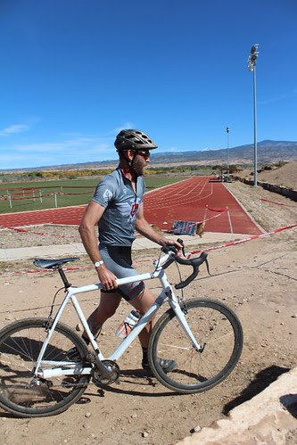 Celeb appearance in Pojaque NM Cross