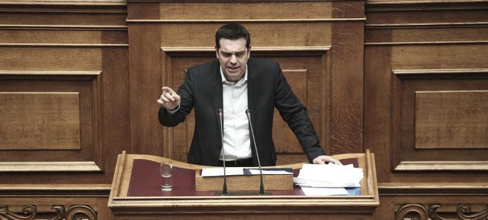 Ο Τσίπρας ζήτησε προ ημερησίας συζήτηση την Παρασκευή στη Βουλή