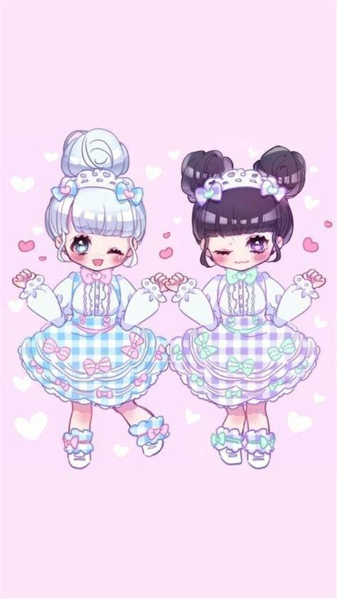 kawaiianime images  pinterest kawaii girl
