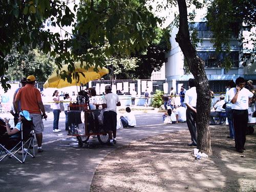 Centro Electoral Valencia - Pedro Castillo