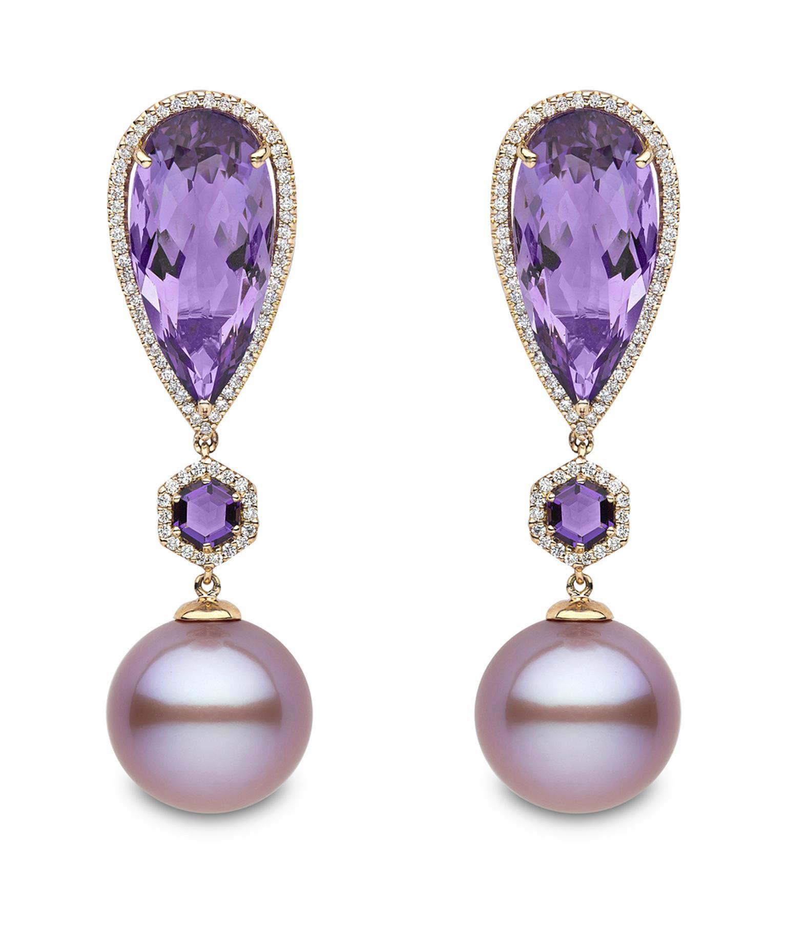 Resultado de imagen para colored gemstones earring