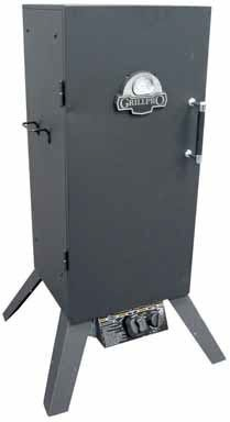 Grills Smoker Grillpro 31845 Heavy Duty Vertical Propane