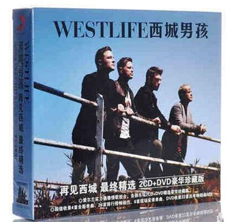 shipping westlife greatest hits deluxe classic