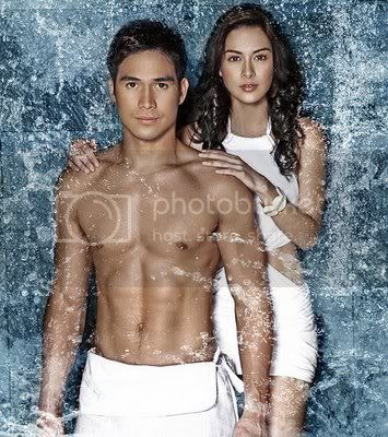 Piolo Pascual and Girl