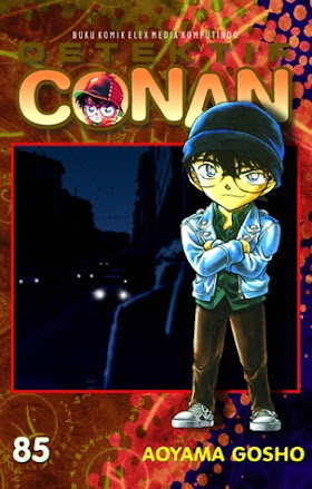 Detektif Conan Vol. 85 Review