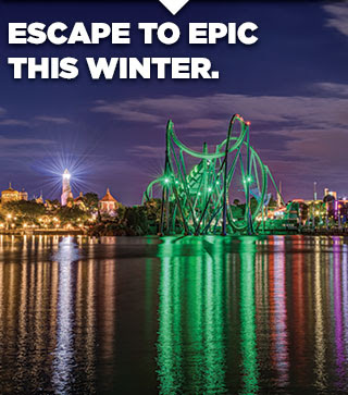 ESCAPE TO EPIC THIS WINTER.