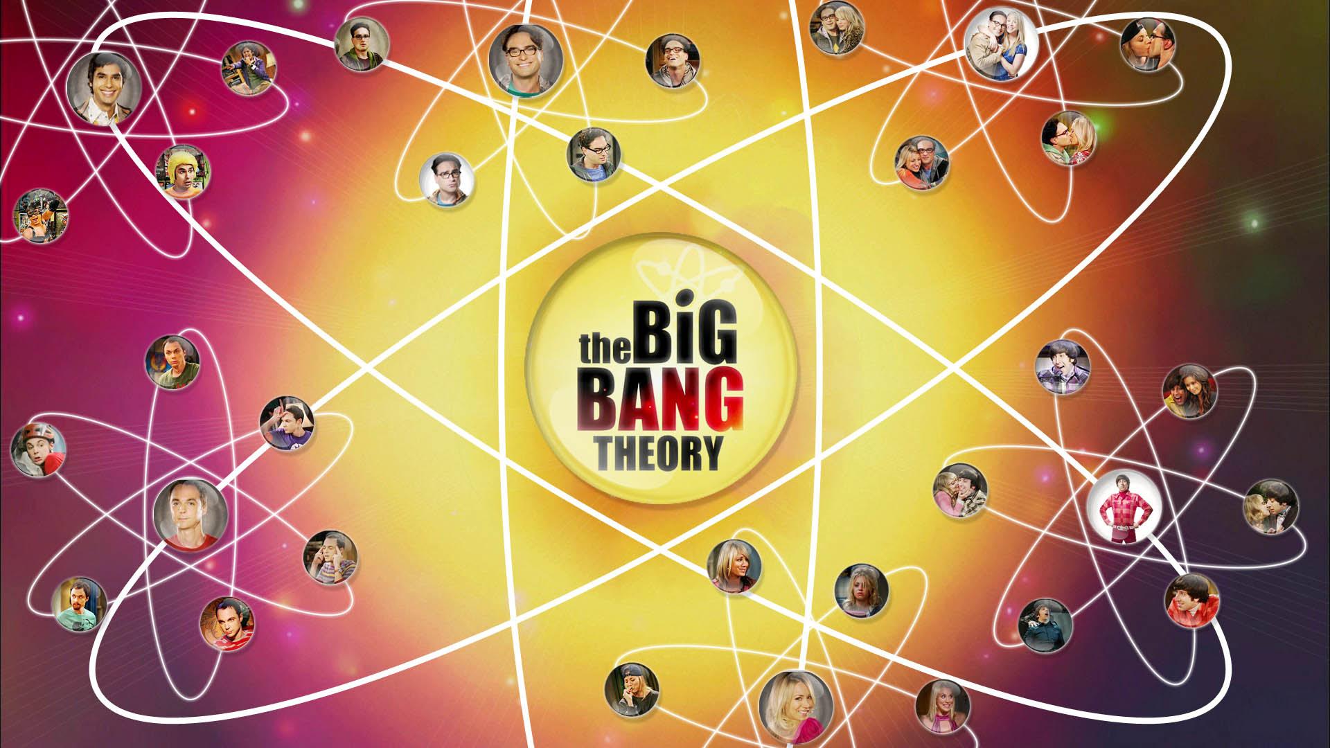The Big Bang Theory Wallpaper 24