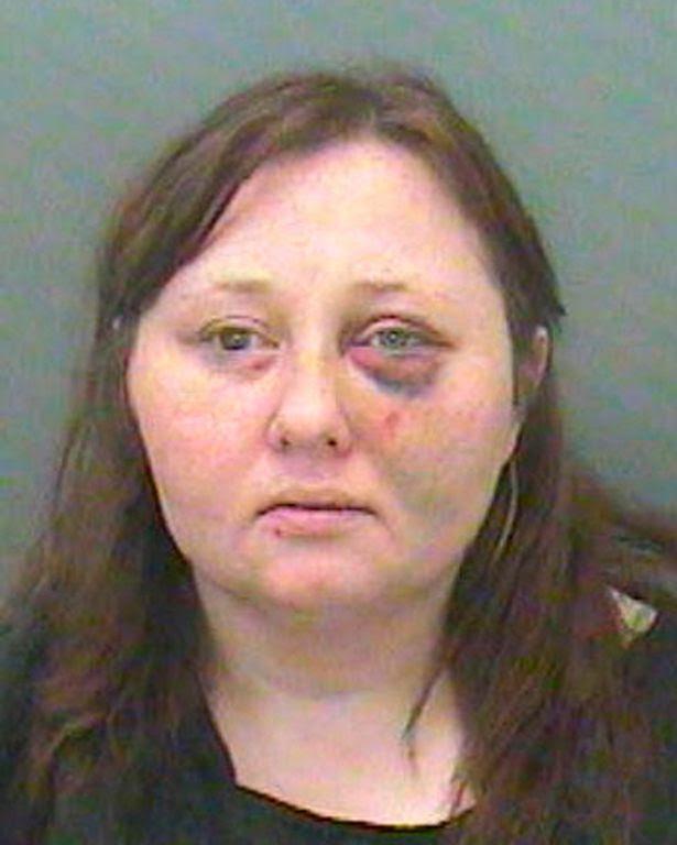 mugshot of defendant Gemma Hollings