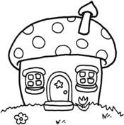 Dibujos De Casas Para Colorear Paginas Para Imprimir Y Colorear Gratis