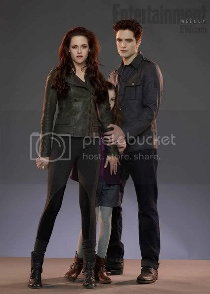 Breaking Dawn Part 2 Renesmee Fashion Style