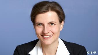 Deutschland Friederike Tiesenhausen (BMF)