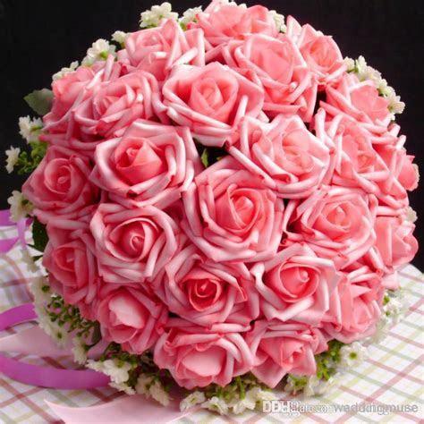 Cheap Beautiful Wedding Favors Bridal Hand Holding Flowers