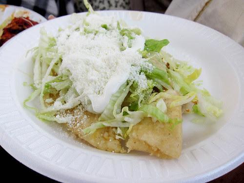 East LA Foodie C'Rave aka Crawl:  Nina's