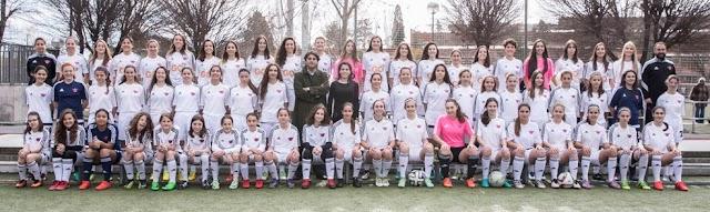 Real Madrid feminino é realidade