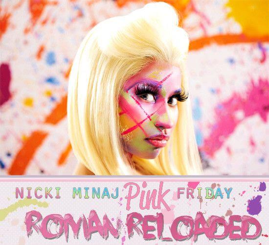 Pink Friday: Roman Reloaded (Cover), Nicki Minaj