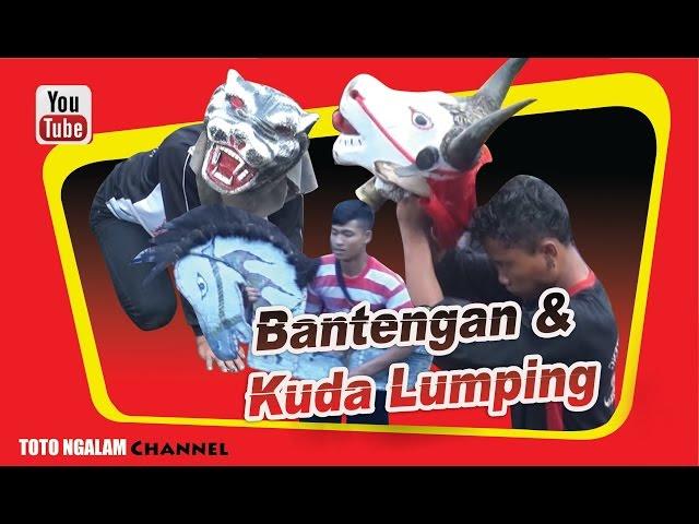 Indonesian Culture Seni Bantengan Dan Kuda Lumping  AllMusicSite.com