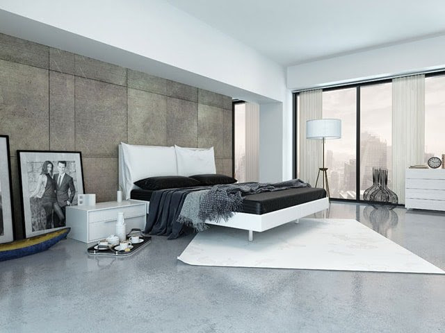 48 Minimalist Bedroom Ideas For Those Who Don't Like ...