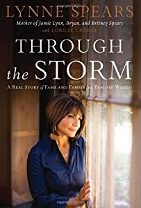 """Cover of """"Through the Storm: A Real Story..."""
