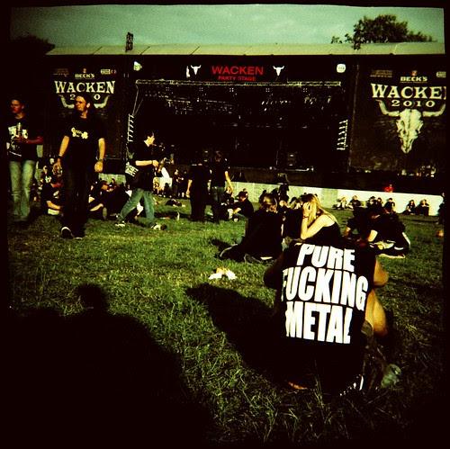 W:O:A 2010 / pure fucking metal